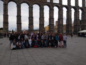 Segovia Austausch 14/15