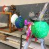 Basteln einer Piñata